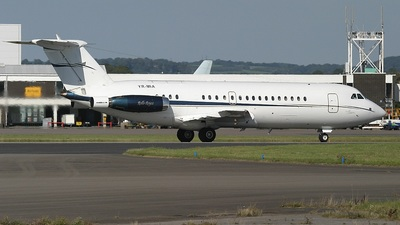 YR-MIA - British Aircraft Corporation BAC 1-11 Series 492GM - MIA Airlines