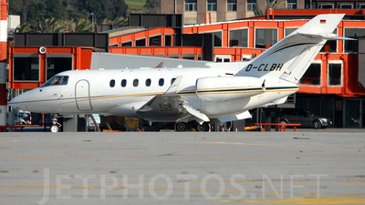 D-CLBH - Raytheon Hawker 800XP - Elbe Air