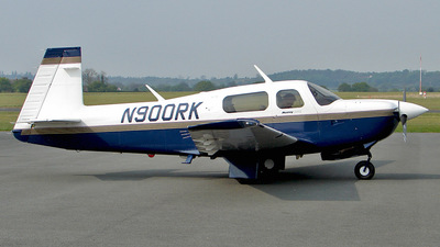 N900RK - Mooney M20J - Private