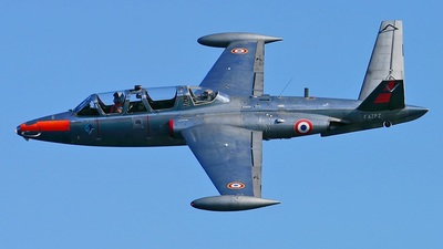 F-AZPZ - Fouga CM-170 Magister - Private