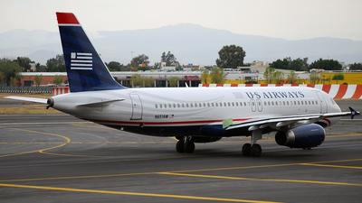 N651AW - Airbus A320-232 - US Airways