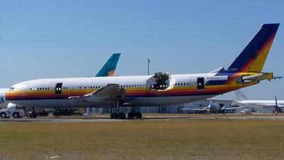 N101GA - Airbus A300B2K-3C - Fly Air