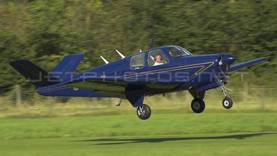 G-NEWT - Beechcraft 35 Bonanza - Private