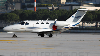 N80HQ - Cessna 510 Citation Mustang - Private