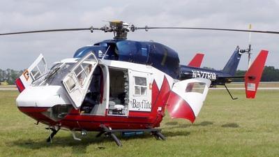 N527RM - MBB BK117 - Private