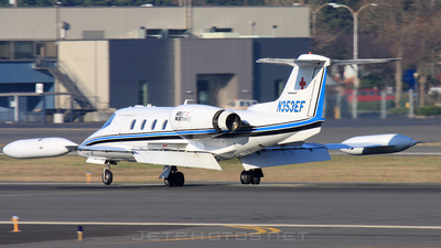 N353EF - Bombardier Learjet 35 - Airlift Northwest