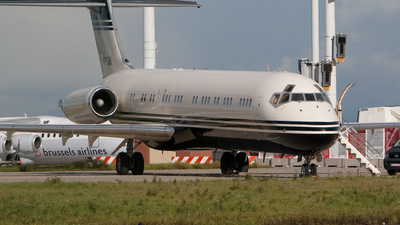 VP-CNI - McDonnell Douglas MD-87 - Corporate Aviation Holdings