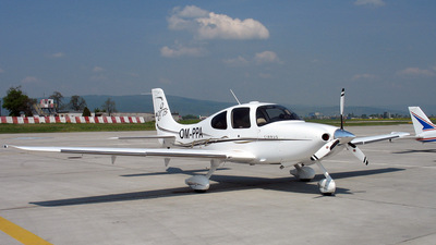A picture of OMPPA - Cirrus SR22 GTS - [2163] - © Jozef Soltys