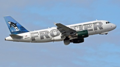 N903FR - Airbus A319-111 - Frontier Airlines