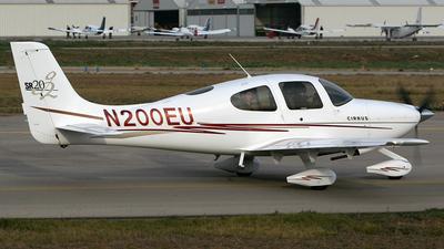 N200EU - Cirrus SR20-G2 - Private