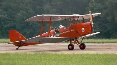 OO-TGM - De Havilland DH-82A Tiger Moth - Private