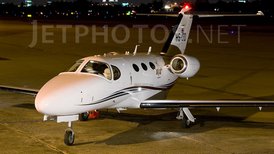 HS-IOO - Cessna 510 Citation Mustang - Bangkok Aviation Center