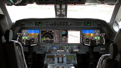 N768JJ - Gulfstream G450 - Private