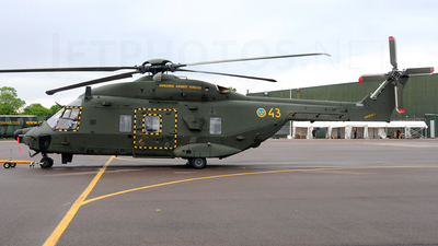 141043 - NH Industries Hkp14A - Sweden - Armed Forces
