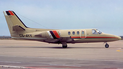 CS-AYY - Cessna 501 Citation - Air Luxor