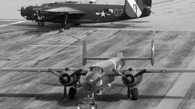 NX244J - Consolidated B-24 Liberator - Private