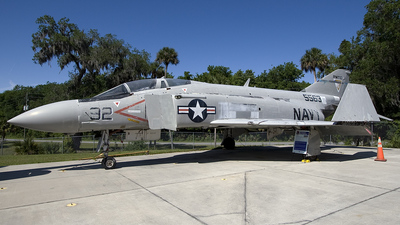155563 - McDonnell Douglas F-4S Phantom II - United States - US Navy (USN)