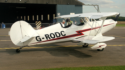 G-RODC - Steen Skybolt - Private