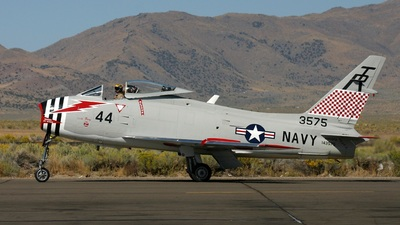 N400FS - North American FJ-4B Fury - Private