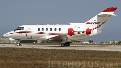N444MG - Raytheon Hawker 800XP - Private