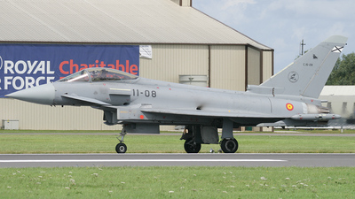 C.16-28 - Eurofighter Typhoon EF2000 - Spain - Air Force