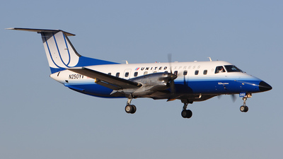 N250YV - Embraer EMB-120ER Brasília - United Express (SkyWest Airlines)