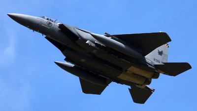 8318 - Boeing F-15SG Strike Eagle - Singapore - Air Force