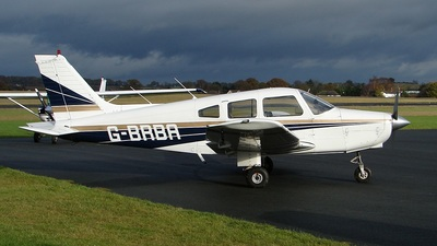 A picture of GBRBA - Piper PA28161 - [287916109] - © Robert Beaver