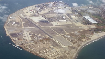 KNZY - Airport - Airport Overview