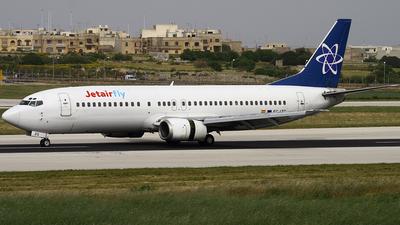 EC-IZG - Boeing 737-46J - Jetairfly (Futura International Airways)