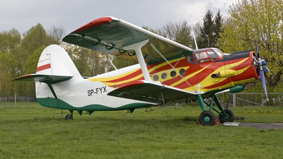 SP-FYX - PZL-Mielec An-2R - Private