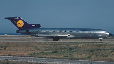 D-ABCI - Boeing 727-230 - Lufthansa