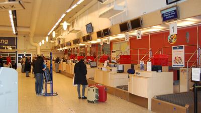 ESKN - Airport - Terminal