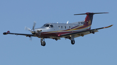 G-WINT - Pilatus PC-12/47 - Air Winton