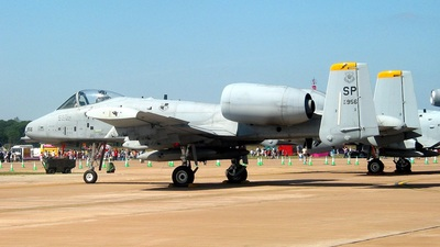 81-0956 - Fairchild OA-10A Thunderbolt II - United States - US Air Force (USAF)