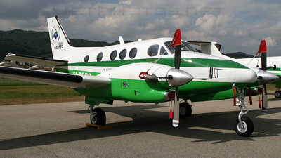 HL5200 - Beechcraft C90GT King Air - Hanseo University
