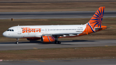 VT-ESD - Airbus A320-231 - Indian Airlines