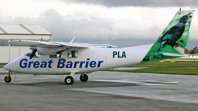 ZK-PLA - Partenavia P.68B Victor - Great Barrier Airlines