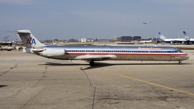 N400AA - McDonnell Douglas MD-82 - American Airlines