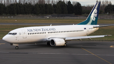 ZK-NGR - Boeing 737-33A - Air New Zealand