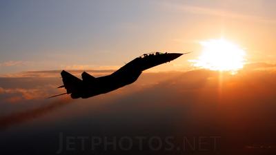 15 - Mikoyan-Gurevich MiG-29UB Fulcrum - Poland - Air Force