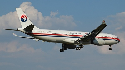 F-WWKF - Airbus A330-343 - China Eastern Airlines