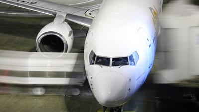 PR-GTB - Boeing 737-8EH - GOL Linhas Aereas