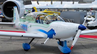 F-WWXX - Issoire Aviation APM 30 Lion - Issoire Aviation