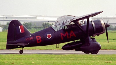 V9367 - Westland Lysander 111A - Private