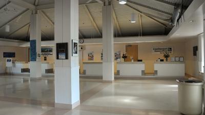 KMTH - Airport - Terminal