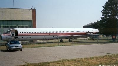 N418EA - McDonnell Douglas DC-9-51 - USA Jet Airlines