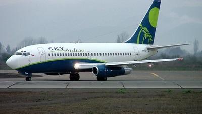 CC-CAP - Boeing 737-236(Adv) - Sky Airline