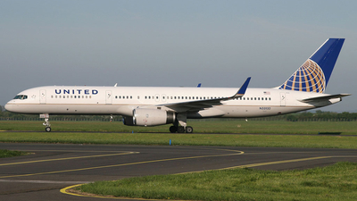 N33132 - Boeing 757-224 - United Airlines (Continental Airlines)