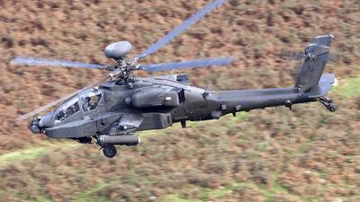 ZJ224 - Westland Apache AH.1 - United Kingdom - Army Air Corps